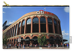 Citi Field - New York Mets 3 Carry-all Pouch
