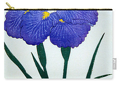 Japanese Flower Carry-all Pouch by Japanese School