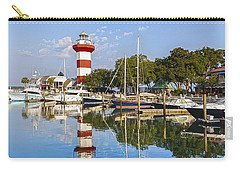 Lighthouse On Hilton Head Island Carry-all Pouch