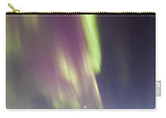 Northern Lights Iceland Carry-all Pouch by Gunnar Orn Arnason