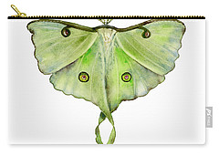 100 Luna Moth Carry-all Pouch