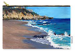 1000 Steps Beach In Laguna Beach California Carry-all Pouch
