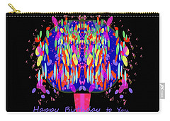 1038 - Happy Birthday  To You Carry-all Pouch