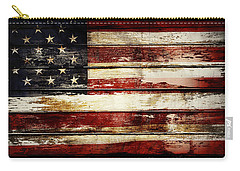 American Flag Carry-all Pouch