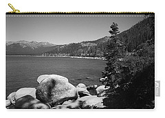 Lake Tahoe Carry-all Pouch by Frank Romeo