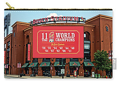 11 Time World Champion St Louis Cardnials Dsc01294 Carry-all Pouch