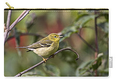 Blackpoll Warbler Carry-all Pouch