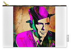 Frank Sinatra Art Carry-all Pouch