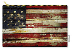 American Flag 54 Carry-all Pouch
