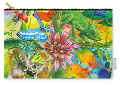Wonders Of Nature Carry-all Pouch