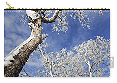 Carry-all Pouch featuring the photograph 130201p343 by Arterra Picture Library