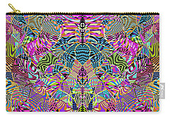 1332 Abstract Thought Carry-all Pouch