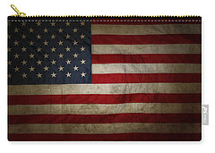 American Flag 56 Carry-all Pouch