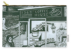 1369 Coffee House Carry-all Pouch
