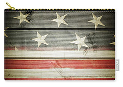 American Flag 58 Carry-all Pouch