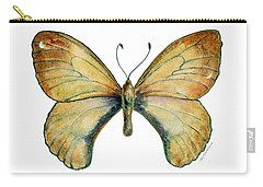 15 Clouded Apollo Butterfly Carry-all Pouch