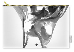 Abstract Series II Carry-all Pouch