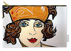 Art Deco  Hilda Carry-all Pouch
