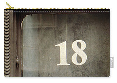 18 Carry-all Pouch by Valerie Reeves