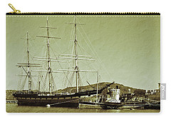 1886 Balclutha Carry-all Pouch by Holly Blunkall
