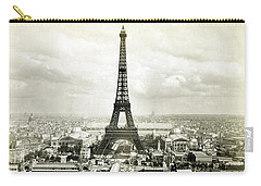 1889 Parisian Panorama Carry-all Pouch