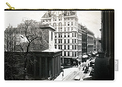 1890 Tremont Street Boston Carry-all Pouch