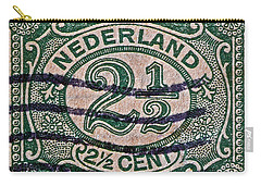 1899 Netherlands Stamp Carry-all Pouch