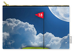 18th Hole Carry-all Pouch by Marvin Blaine