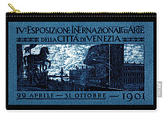 1901 Venice International Arts Exposition Carry-all Pouch