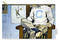 1902 - Columbia University Sports Poster - Color Carry-all Pouch