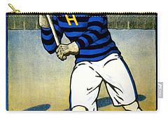 1905 - Johns Hopkins University Lacrosse Poster - Color Carry-all Pouch