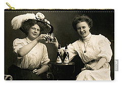 1905 Beer Drinking Girlfriends Carry-all Pouch