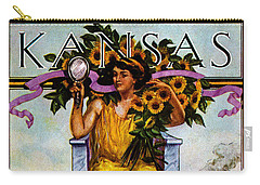 1911 Kansas Poster Carry-all Pouch