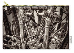 1912 Indian Twin Carry-all Pouch