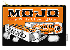 1915 Mo Jo Chewing Gum Carry-all Pouch