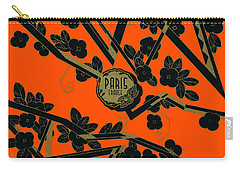 1925 Art Deco Paris France Perfume  Carry-all Pouch