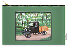 1925 Model T Ford Carry-all Pouch