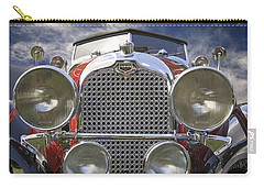 1928 Auburn Model 8-88 Speedster Carry-all Pouch