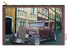 1931 Chev Carry-all Pouch by Richard Farrington