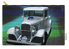 1932 Ford Pickup Carry-all Pouch by Richard Farrington