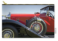 1932 Stutz Bearcat Dv32 Carry-all Pouch