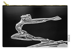 1934 Buick Goddess Hood Ornament -174bw Carry-all Pouch