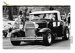 1934 Classic Car In Black And White Carry-all Pouch