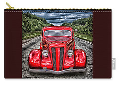 1935 Ford Window Coupe Carry-all Pouch by Richard Farrington