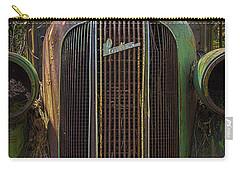 1936 Pontiac Head On Carry-all Pouch