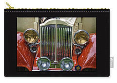 1928 Classic Packard 443 Roadster Carry-all Pouch
