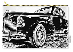 1940 Buick Century Carry-all Pouch