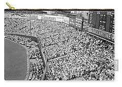 1940s 1950s Large Crowd Yankee Stadium Carry-all Pouch
