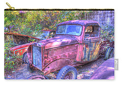 1940s Pickup Truck Carry-all Pouch