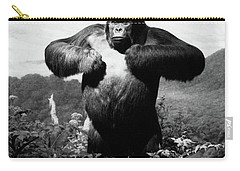 1940s Stuffed Gorilla Gorilla Gorilla Carry-all Pouch